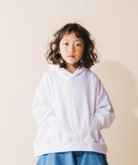 【 nunuforme 2019AW 】nf12-947-503 ビッグパーカー / White