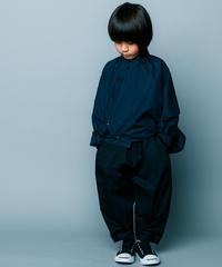 【 nunuforme 2020SS 】オックスポインテッドパンツ [ns-621-005] / Khaki