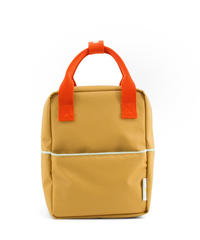 【 Sticky Lemon 】 BACKPACK TEDDY / CARAMEL FUDGE / size S