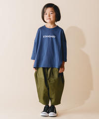 【 nunuforme 2019AW 】nf12-621-007カツラギポインテッドパンツ / Khaki