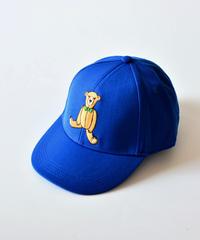 """【 mini rodini 2020SS 】Teddy bear cap(20265101)  """"帽子"""""""