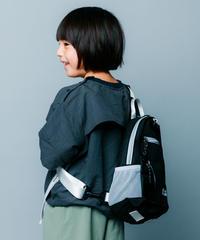 【 nunuforme 2020SS 】bodyback [bodyback01]  / Black
