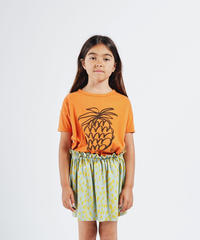【 Bobo Choses 2020SS 】12001009	Pineapple T-Shirt