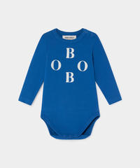 【 Bobo Choses 2019AW 】219144 BOBO LONG SLEEVE BODY / 6-12m
