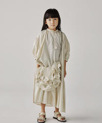 "【 GRIS 2020SS 】GR20SS-DR05 ""Sleeping  Dress"" /  Light Beige / XS,X"