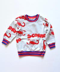 【 mini rodini 2019AW 】19720153  Scorpio aop sweatshirt