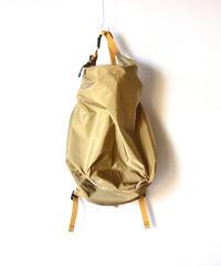 【 MOUN TEN. 2019AW 】2way daypack / beige