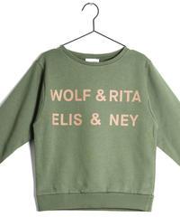 【 WOLF & RITA 2019AW 】BERNARDO ELIS / ELIS