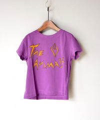 【 THE ANIMALS OBSERVATORY 2020SS 】ROOSTER KIDS T-SHIRT / パープル / 4Y , 6Y , 8Y