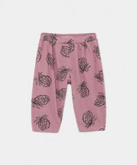 【 Bobo Choses 2020SS 】12000068	All Over Pineapple Jersey Trousers