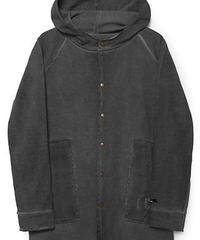 【 Little Creative Factory 2018AW】Hooded Stretchy Jacket / GRAPHITE