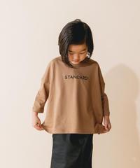 【 nunuforme 2019AW 】nf12-839-500 STANDARD T / Brown / 大人