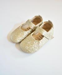 【 OLD SOLES アーカイブ 】 #022 GABRIELLE / ゴールド