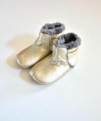 【当店限定】【 OLD SOLES アーカイブ 】 #045 Polar Boots ピーカブーヤ別注カラー  / ゴールド