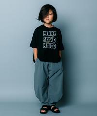 【 nunuforme 2020SS 】ヘムタックカーブパンツ [nf13-618-088] / Gray