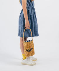 【 Bobo Choses 2020SS 】12011001Bird Bucket Bag