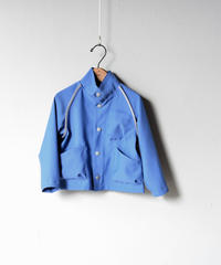 【 MOUN TEN. 2020SS 】sheersucker jacket [MT201012-b]  / blue / 0(150-160)
