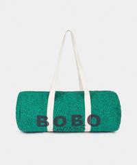 【 Bobo Choses 2020SS 】12011006All Over Leopard Sport Bag