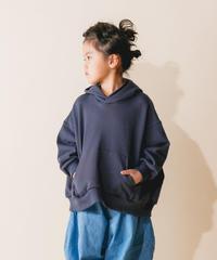 【 nunuforme 2019AW 】nf12-947-503 ビッグパーカー / Charcoal