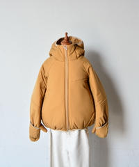 【 MOUN TEN. 2019AW 】air blouson  / beige / 95 - 140