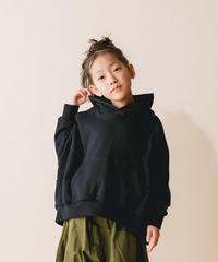 【 nunuforme 2019AW 】nf12-947-503 ビッグパーカー / Black