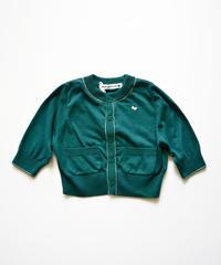 【 ミナペルホネン 20SS 】YS8064P sucre / green / 100,120cm