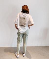 【FITTING】【UNISEX】receiptモチーフTシャツ