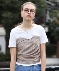 ビスチェコンビTシャツ