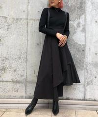 material MIX アシンメトリースカート