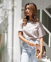 カリグラフィーロゴ Tシャツ