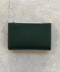 YAHKI(ヤーキ)YH-323 コインケース付きクレジットカードケース Dark Green