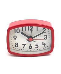 KIKKERLAND(キッカーランド)KAC29RD Magnetic Alarm Clock Red