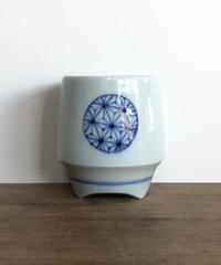 KIHARA(キハラ)香酒盃 Lサイズ 青い麻の葉