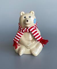 MK Tresmer(エムケー・トレスマー)Polar Bear Money Box RED