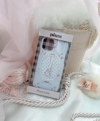 フェミニンバレリーナiPhoneケース