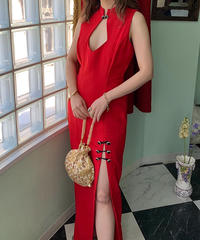 ヴィンテージ チャイナドレス