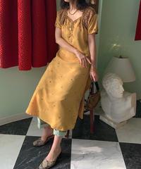 ヴィンテージ チュニックドレス