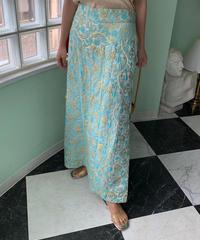 ヴィンテージ ジャガードスカート