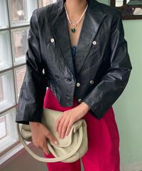 1980年代 レザージャケット