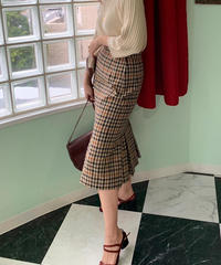DACKS ヴィンテージ スカート