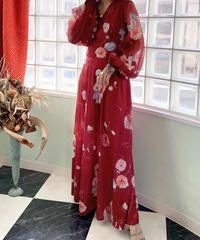 ヴィンテージ  1970年代 ドレス
