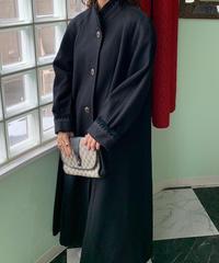ヴィンテージ コード刺繍コート
