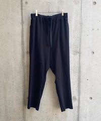 VOAAOV - RELAX KNITTED PANTS [ BLK ]