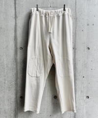 VOAAOV - RELAX KNITTED PANTS [ OFF ]
