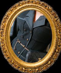 【pour Mademoiselle】オプションチェーン Sサイズ