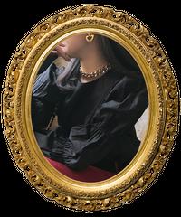 【pour Mademoiselle】ゴールドチェーンチョーカー
