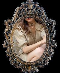 【pour Mademoiselle】ベルト付きショートロンパース ベージュ