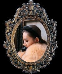 【pour Mademoiselle】ベロアカチューシャ ブラック