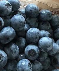 夢農園 <直送>自然栽培ブルーベリー(冷凍)1kg 加工用
