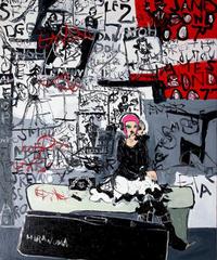 FASHION No.9 /NO.44   <Punk in Montmartre>